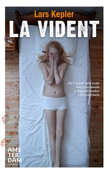 La vident ebook by Lars Kepler