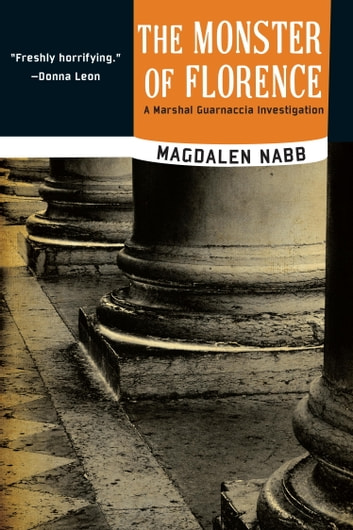The Monster of Florence ebook by Magdalen Nabb