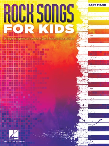 Rock Songs for Kids Songbook