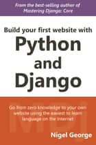 Build your first website with Python and Django ebook by