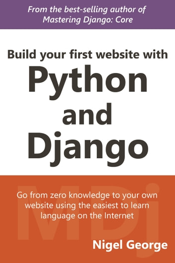 build your first website with python and django ebook by nigel