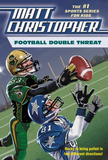 Football Double Threat ebook by Matt Christopher,Stephanie Peters