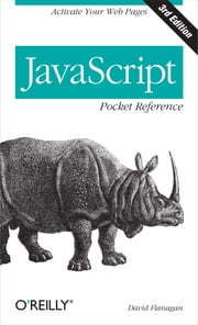 JavaScript Pocket Reference ebook by David Flanagan