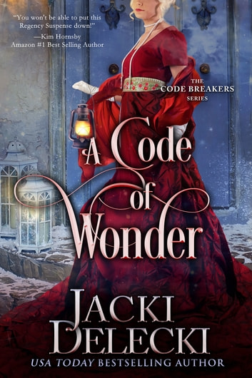 A Code of Wonder ebook by Jacki Delecki