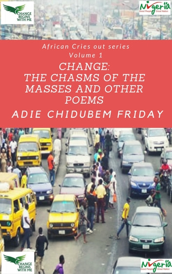 Change the Chasms of the Masses ebook by Adie Chidubem F.