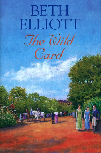 The Wild Card ebook by Beth Elliott