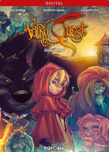 Fairy Quest 02 ebook by Paul Jenkins,Humberto Ramos