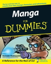 Manga For Dummies ebook by Kensuke Okabayashi