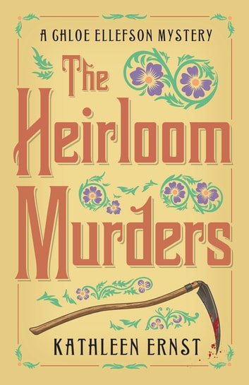 The Heirloom Murders ekitaplar by Kathleen Ernst