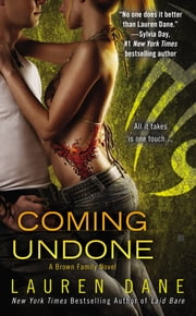 Coming Undone ebook by Lauren Dane