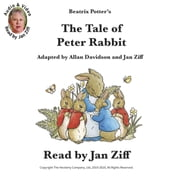 Tale of Peter Rabbit, The audiobook by Allan Davidson, Jan Ziff, Beatrix Potter