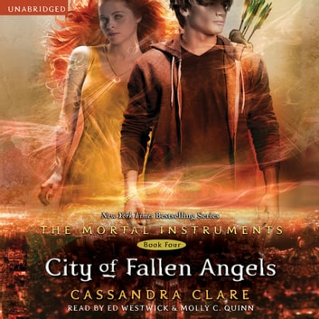 City of Fallen Angels audiobook by Cassandra Clare