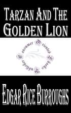 Tarzan and the Golden Lion ebook by