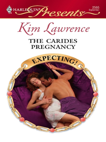 The Carides Pregnancy ebook by Kim Lawrence