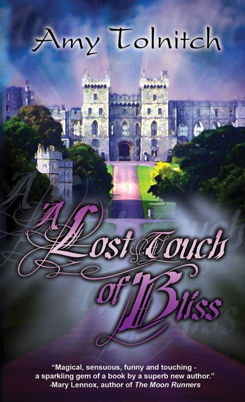 A Lost Touch of Bliss - Book One in the Lost Touch Series ebook by Amy Tolnitch