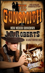 New Mexico Showdown ebook by J.R. Roberts