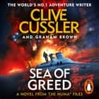 Sea of Greed - NUMA Files #16 audiobook by Clive Cussler, Graham Brown