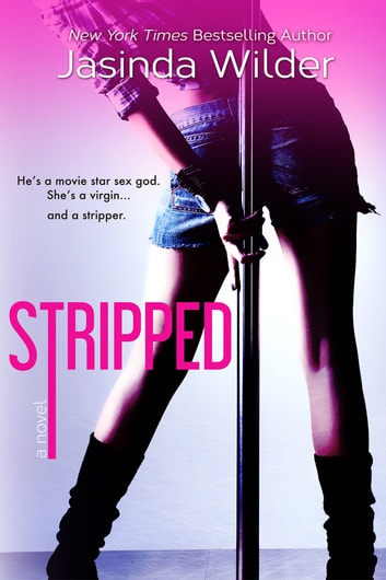Stripped ebook by Jasinda Wilder