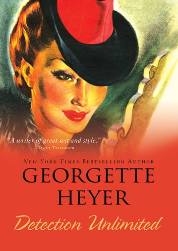 Detection Unlimited ebook by Georgette Heyer