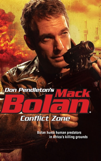 Conflict Zone ebook by Don Pendleton