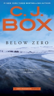 Below Zero ebook by C. J. Box