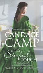 His Sinful Touch ebook by Candace Camp