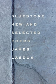 Bluestone - New and Selected Poems ebook by James Lasdun
