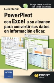 Powerpivot ebook by Luis Muñiz González