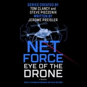 Net Force: Eye of the Drone audiobook by Jerome Preisler