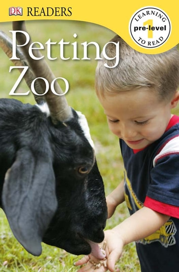 Petting Zoo eBook by DK