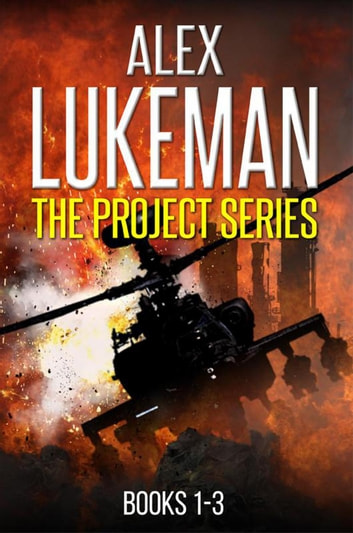 The Project Series Books 1-3 - The Project ebook by Alex Lukeman