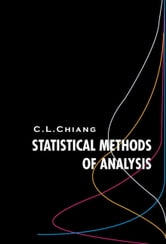 Statistical Methods of Analysis ebook by Chin Long Chiang
