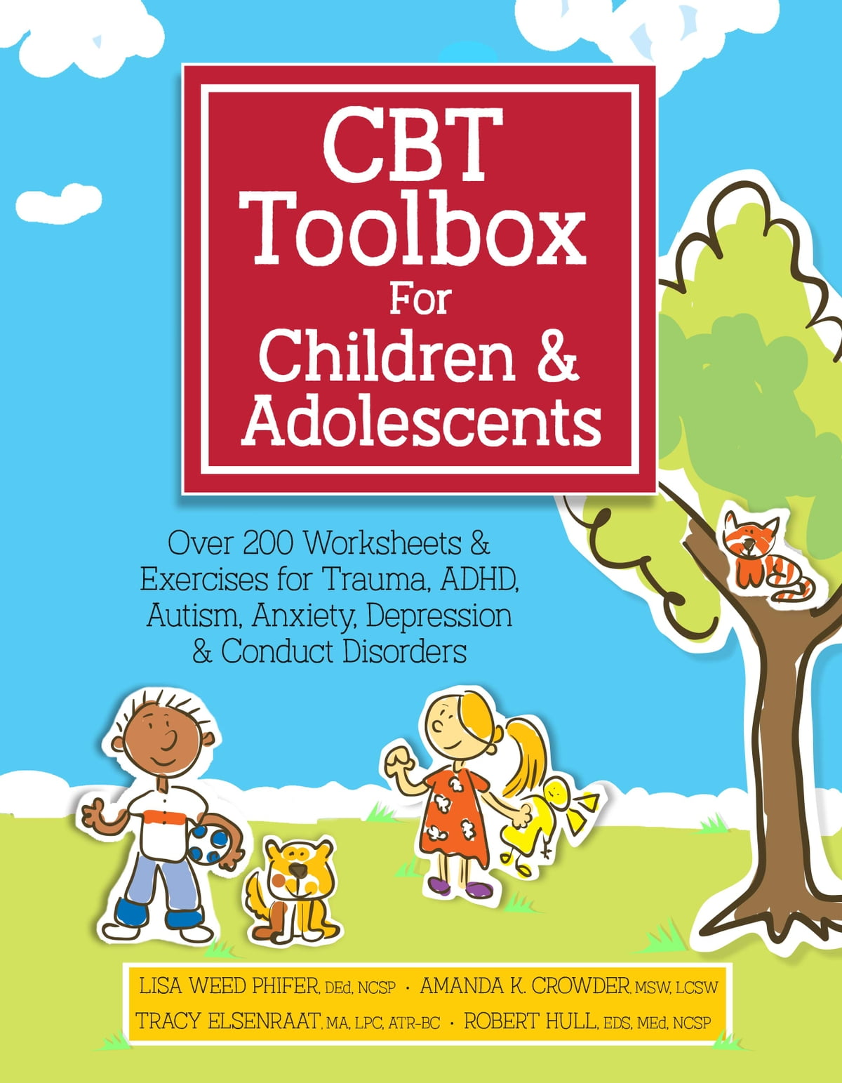 CBT Toolbox for Children and Adolescents | Rakuten Kobo