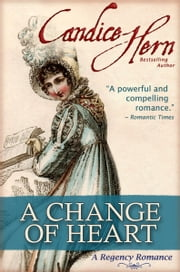 A Change of Heart ebook by Candice Hern