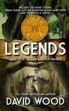 Legends - Tales from the Dane Maddock Universe ebook by