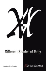 Different shades of grey ebook by Alex van der Mout