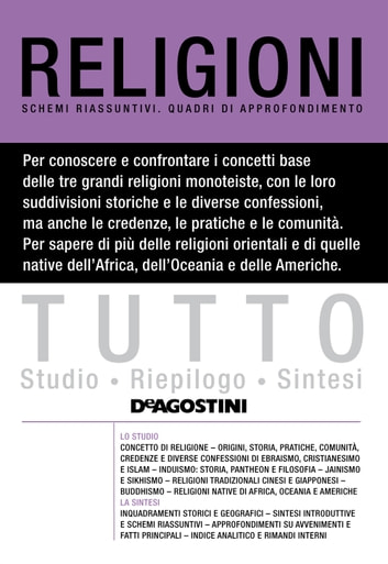 TUTTO Religioni ebook by Aa. Vv.