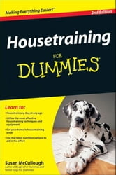 Housetraining For Dummies ebook by Susan McCullough