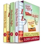 The Georgia Coast Cozy Mystery Series: Books 1, 2 & 3 ebook by Lois Lavrisa