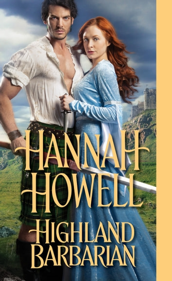 Highland Barbarian ebook by Hannah Howell