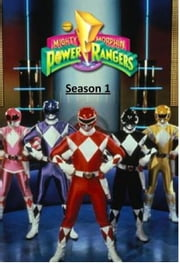 Mighty Morphin' Power Rangers Season 1 ebook by Geeko Techy