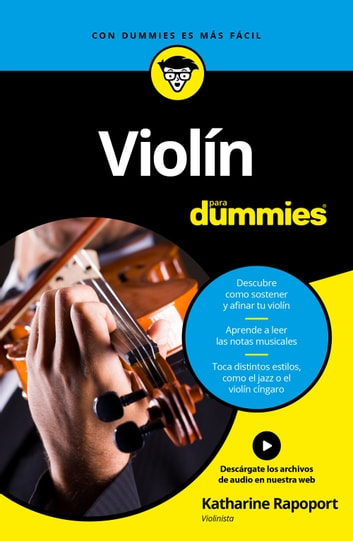 Violín para Dummies ebook by Katharine Rapoport