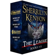 The League: Nemesis Rising, Books 1-3 - Born of Night, Born of Fire, Born of Ice ebook by Sherrilyn Kenyon