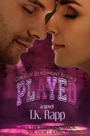 Played - The Girls of Beachmont (A Fumbled Novel) ebook by T.K. Rapp