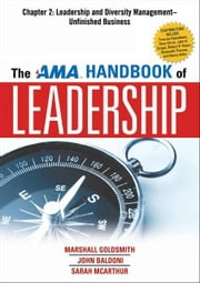 The AMA Handbook of Leadership, Chapter 2 ebook by Marshall GOLDSMITH