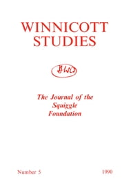 Winnicott Studies ebook by John Fielding,Alexander Newman,Miriam Rapp,Squiggle Foundation,By (author) Squiggle Foundation