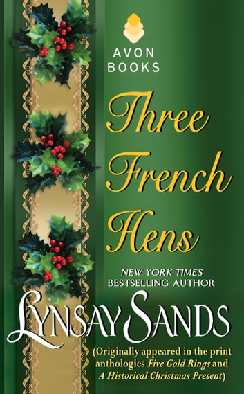 Three French Hens ebook by Lynsay Sands