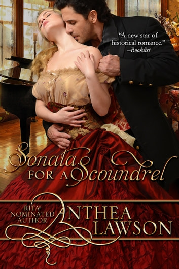 Sonata for a Scoundrel ebook by Anthea Lawson