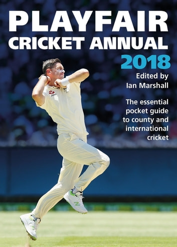 Playfair Cricket Annual 2018 ebook by Ian Marshall