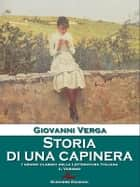 Storia di una capinera ebook by Giovanni Verga